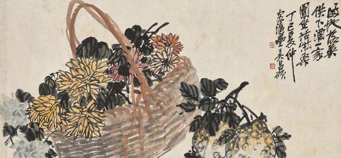 中国美术馆馆藏古今绘画作品在韩国展出