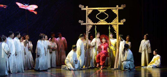 歌剧《檀香刑》登陆国家大剧院 展地域性民俗文化