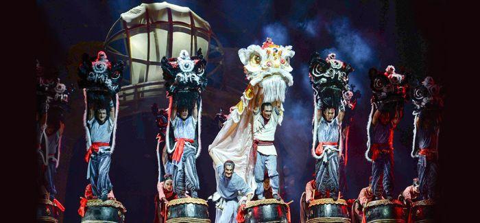 舞剧《醒狮》 继《狮王争霸》后的又一震撼