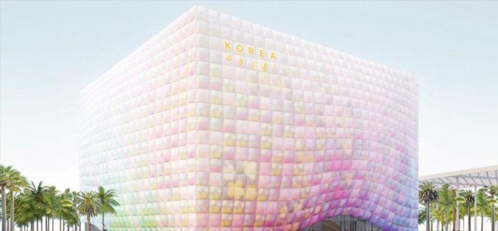 2020年迪拜世博会韩国馆 参观者也是设计者