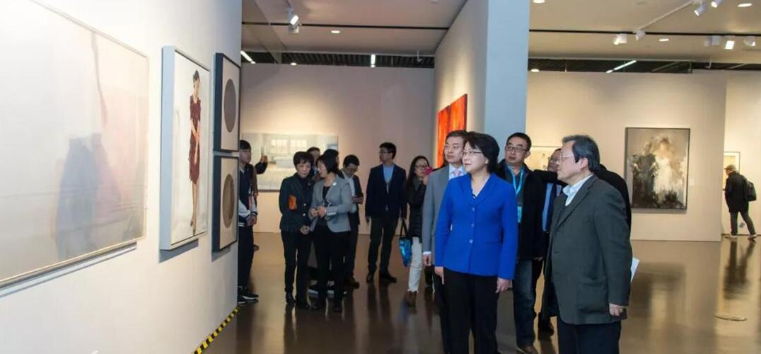 师坛锦瑟展:高等艺术教育的过去 现在与未来