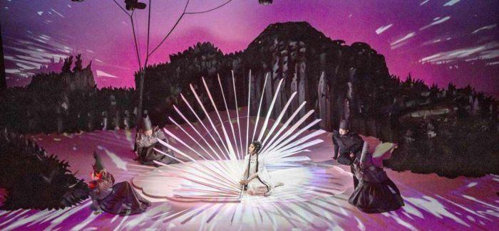 独幕装置歌剧《惊园》台北上演