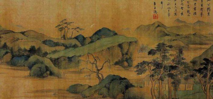 董其昌书画艺术大展在上海博物馆拉开帷幕