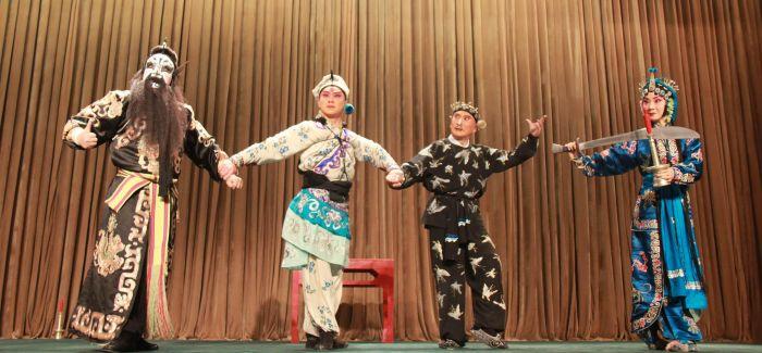 """国家京剧院""""名师传艺""""再启程 传授国粹精华"""
