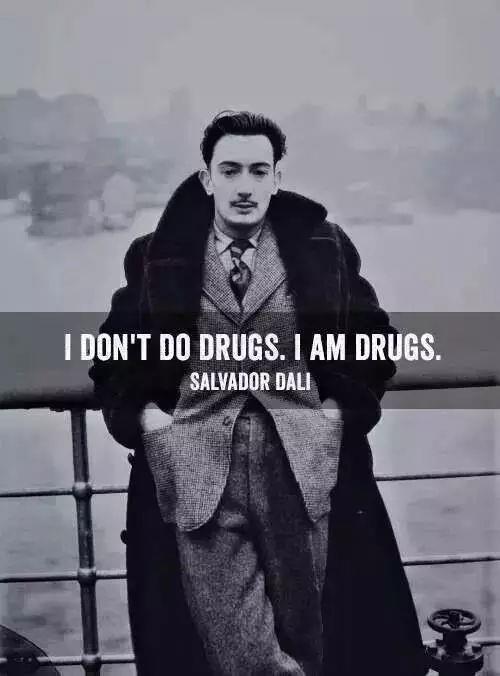 萨尔瓦多·达利|我是天才,所以没有死亡的权利,权利,天才,萨尔瓦多·达利,达利,珠宝,香奈儿,红唇,沙发,美食,电影