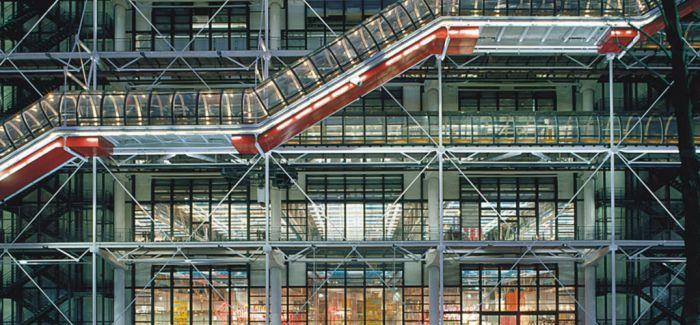 理查德·罗杰斯被授予美国建筑师学会金奖