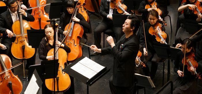 """杭州大剧院""""古韵今弹"""" 穿越时空的旋律"""