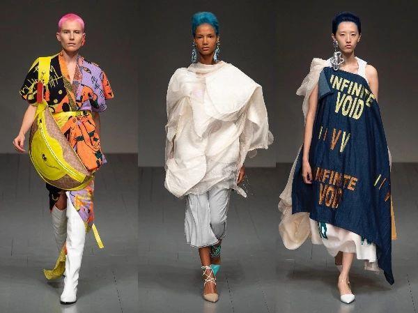 【IFA-时尚艺术】BE YOURSELF 是最终所有问题的答案,IFA,YOURSELF,Bovan,春夏,英国,设计师,配色,伦敦,秀场,约克