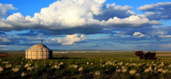 探访蒙古秘史博物馆