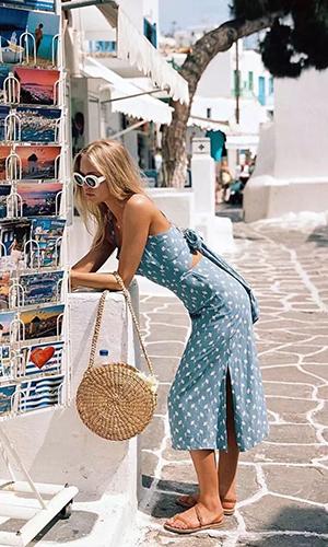 走在时尚和艺术前沿的包包