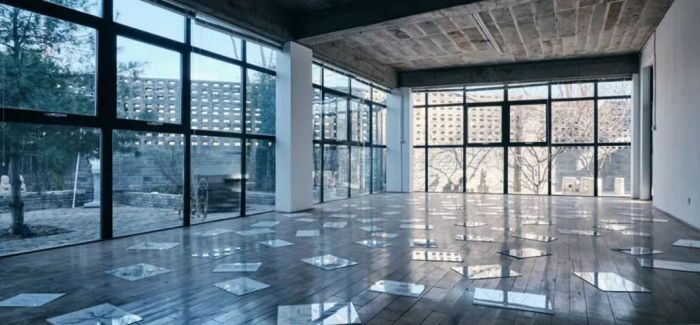 黄锐白云馆交接 从个人工作室到公共艺术空间