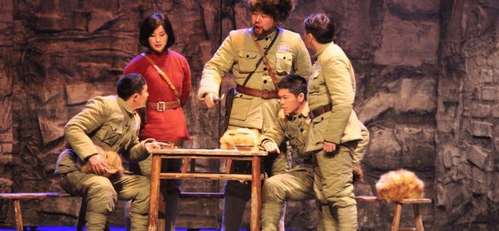 军旅话剧 展现部队文化与精神