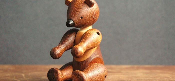 丹麦原木玩具 立体的童话世界