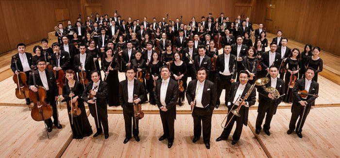 上海交响乐团成立140周年 展现中国红色魅力