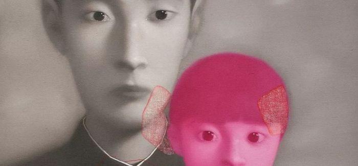 张晓刚一城双展 在消逝时代重拾记忆