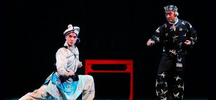 中越传统戏剧交流周吸引两国更多年轻人