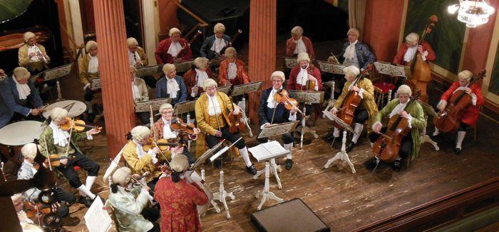 莫扎特交响乐团开启首次访华巡演