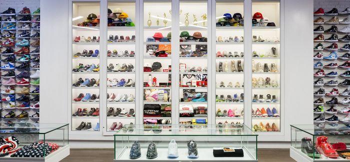 球鞋转售或将成新趋势