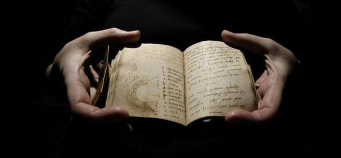 达芬奇手稿将于大英图书馆首次亮相