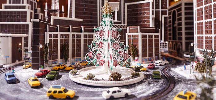 圣诞节 建造一座属于你的姜饼城