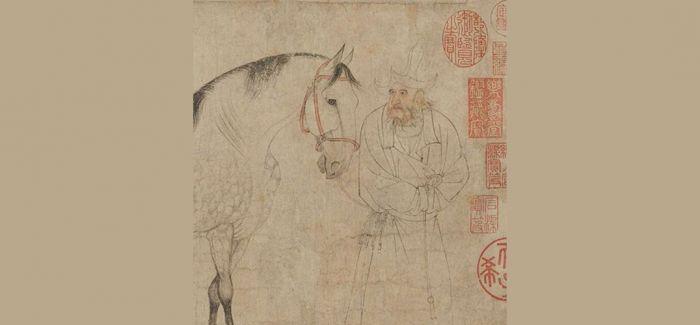 传毁于战火的李公麟《五马图》将现日本