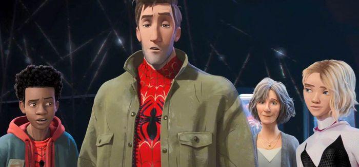 蜘蛛侠的英雄之路