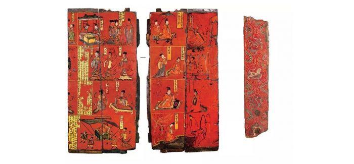 南京博物院首次举办东晋北魏文物联展