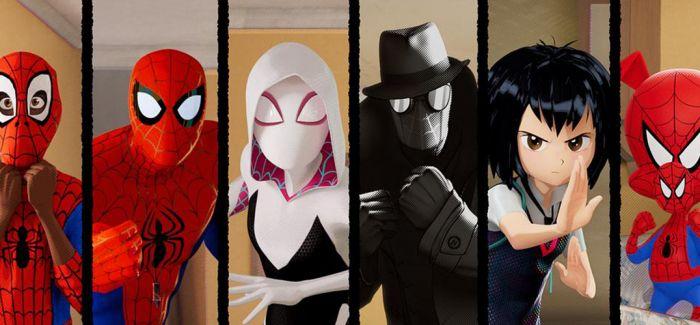 """六只""""蜘蛛""""的二次元宇宙就是酷"""