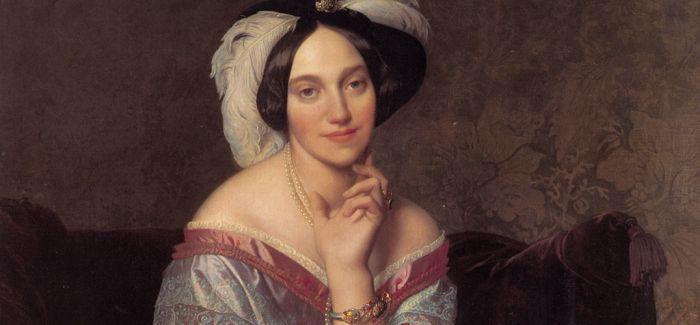 从女性肖像画中看安格尔严谨细腻的理想美