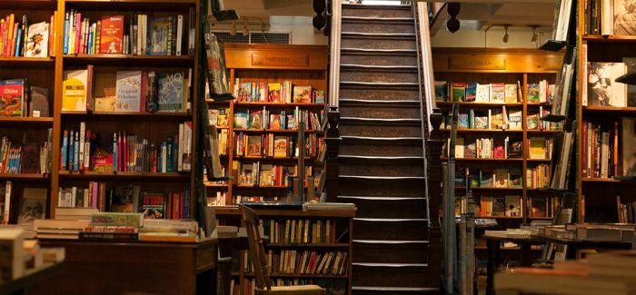 伦敦书店应试文学气