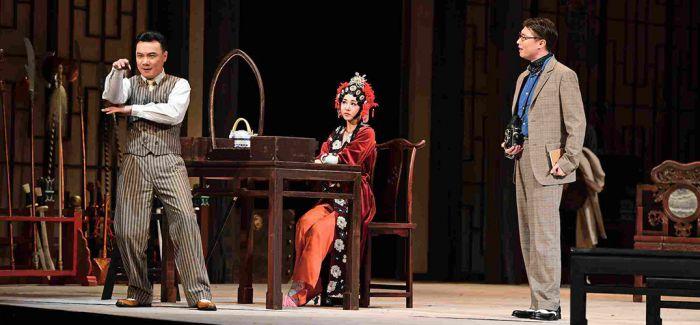 北京人艺《名优之死》登陆首都剧场