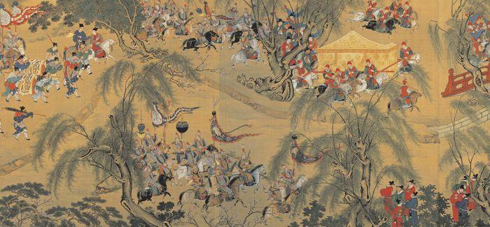台北故宫年末大展:呈现东西交流传奇