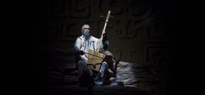 蒙古剧《宝德尔石林传说》在中国戏曲学院上演