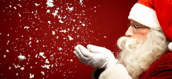 """圣诞节中的""""涂鸦礼物"""""""