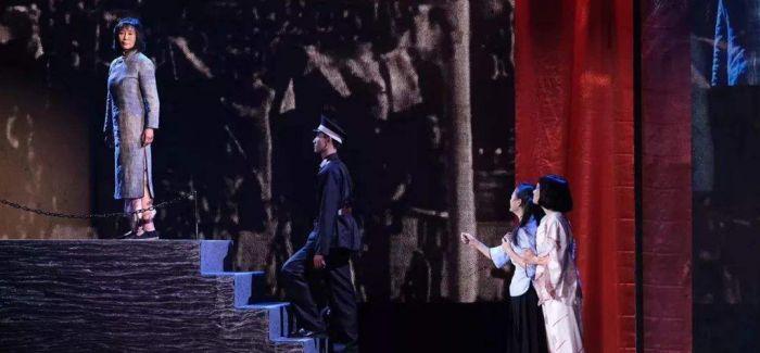 《青春之歌》燃起话剧舞台上的热血