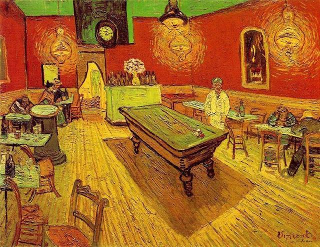 那些离不开咖啡馆的艺术家们