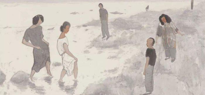 中国当代水墨年鉴三周年特展在中国美术馆开幕