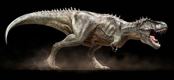 英国发现超一亿年的恐龙脚印化石