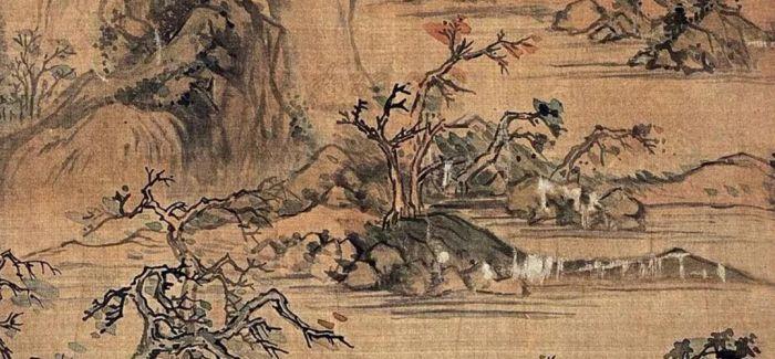 画家笔下的树