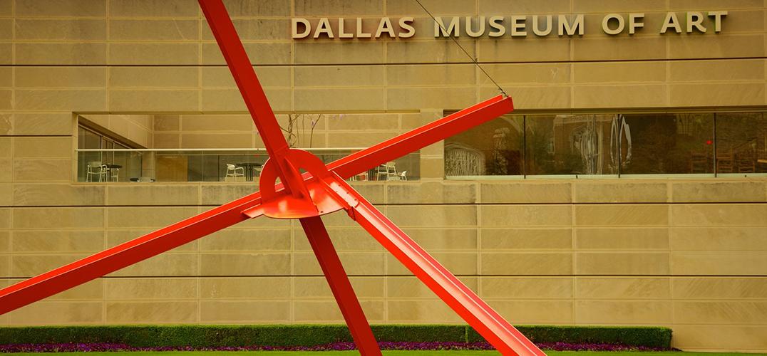 除了小牛队 达拉斯还有座不错的美术馆