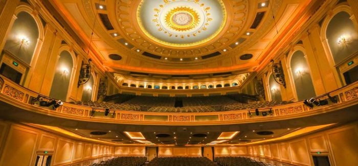 上海音乐厅于2019年3月暂闭修缮