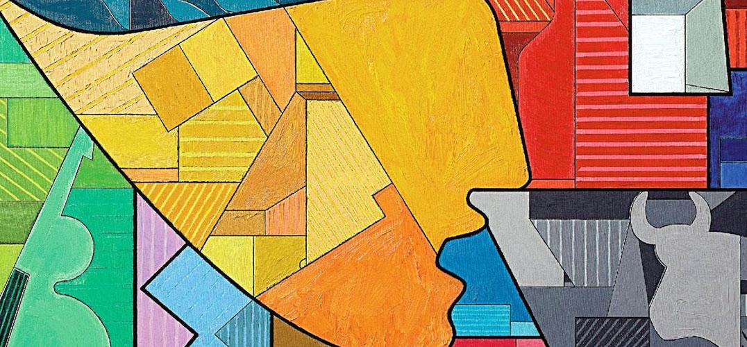 """毕加索的抽象风与数据可视化碰撞出""""火花"""""""