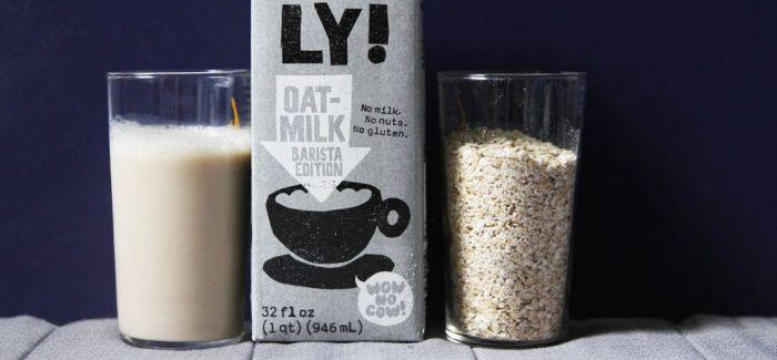 燕麦奶 比燕麦+牛奶复杂许多
