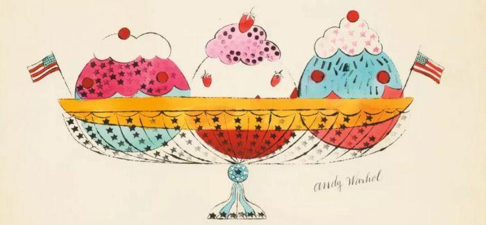 对美食情有独钟的安迪·沃霍尔