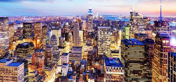 """跨年夜 来纽约""""搞事情"""""""
