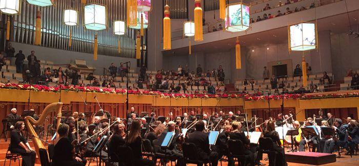 皇家苏格兰国家交响乐团在京贺新年