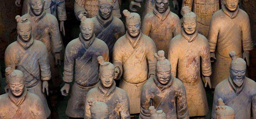 秦始皇帝陵博物院2018年接待达858万余人次