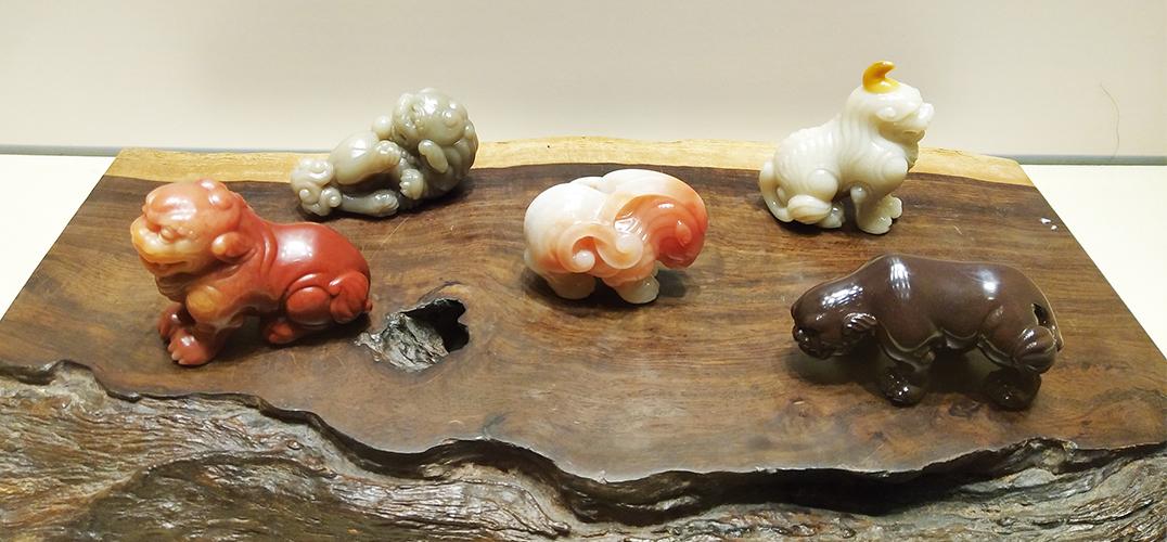 寿山石雕刻的传承