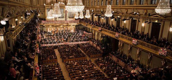 欧洲3大新年音乐会精彩绝伦