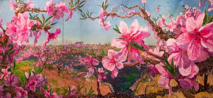 中国现当代艺术市场与西方差多远